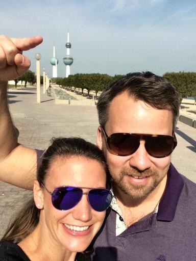 Kuvajt aneb výletíme z Dubaje