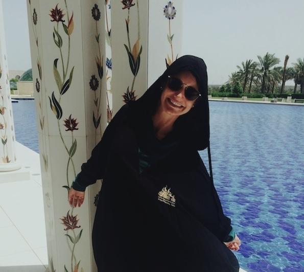 Co na sebe v Dubaji