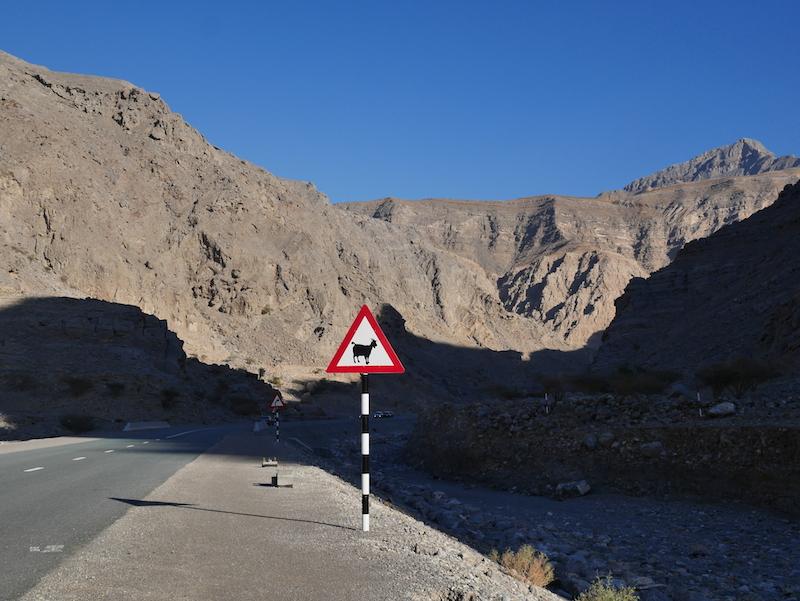 Ras Al Khaimah aneb kempujeme v horách