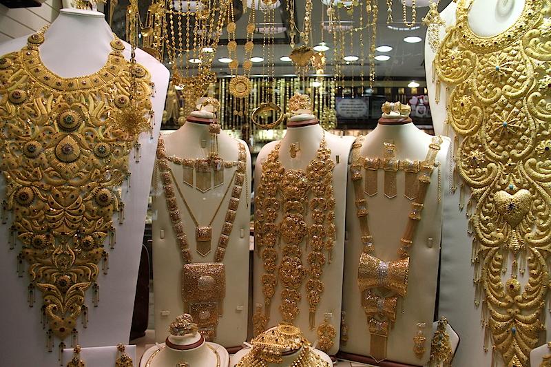 Kde nakupovat v Dubaji