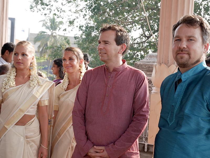 Indie, Kerala – video ze svatby: klikni na read more..