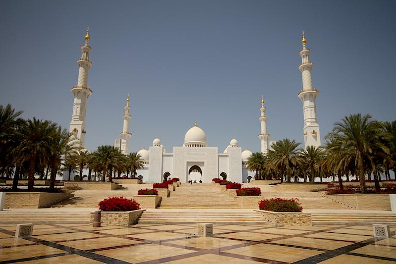 Velká Mešita Šejka Zajeda