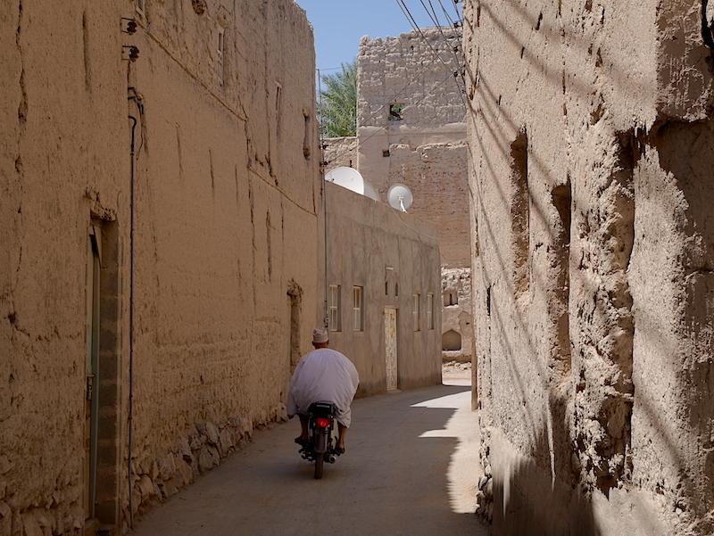 Omámeni Ománem – část první