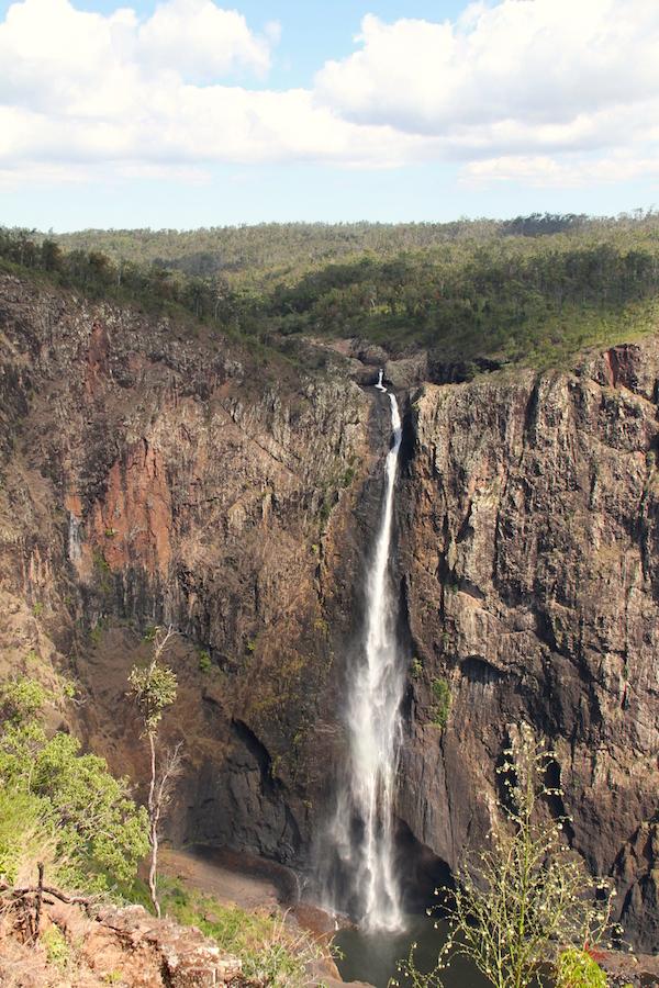 Wallaman falls – Aneb jedeme dál