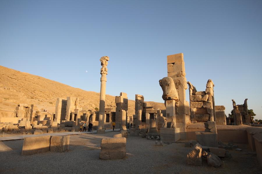 Mocná Persepolis