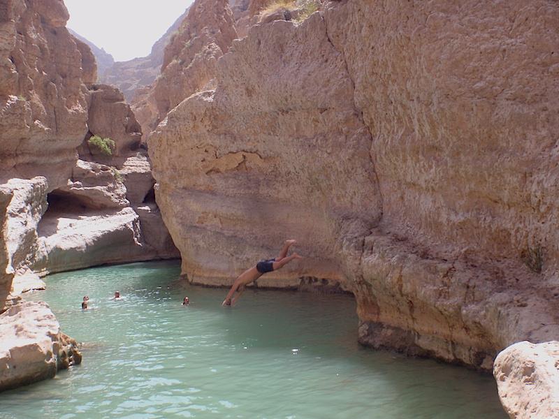 Výletíme z Dubaje – Wadi Shab
