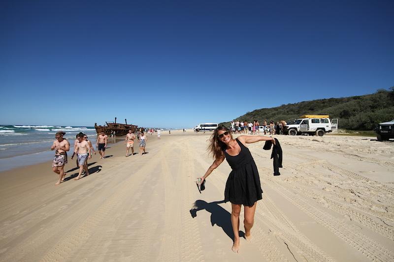 Fraser Island – Austrálie